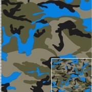 Army neon blå