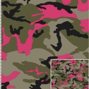 Army neon rosa