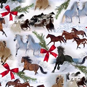Julhästar - Julhästar