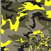 Army Neon gul