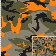 Army Neon Orange