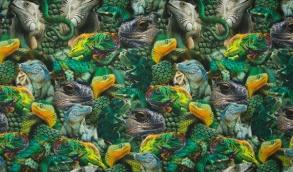 Leguan - Leguan