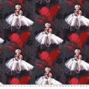 Marilyn hearts