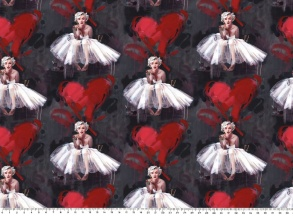 Marilyn hearts - Marilyn Hearts