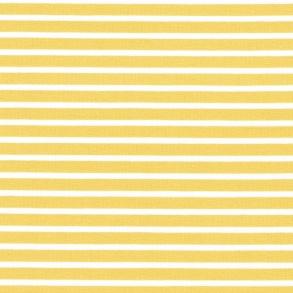 Randig Trikå gul/vit - Randig trikå gul/vit