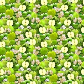 Äppelblomster - Äppelblomster