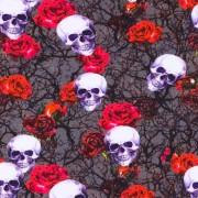 Skull Flower Dark