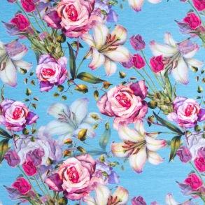 Rose Tulip Light Blue - Rose Tulip Light Blue