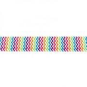 elastisk 25 mm zigzag