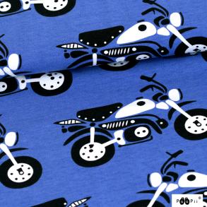 Moped ( finns i 3 färger) - Moped paapii blå