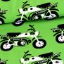 Moped ( finns i 3 färger) - Moped paapii grön
