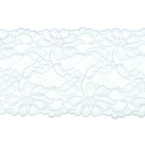 Stretchspets Lace vit - Stretchspets Lace vit