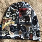 Mössa motorcykel