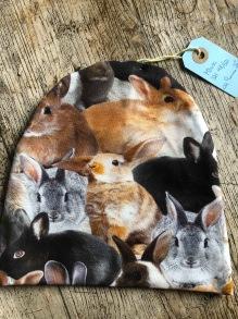 Mössa kaniner - mössa kaniner stl 52/54