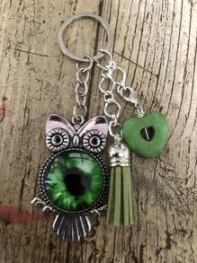 Uggla grön - Uggla grön