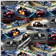 F1 bilar