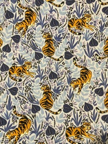 Little Tiger blå - Little Tiger blå