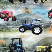 Traktor vete