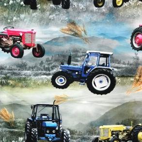 Traktor vete - Traktor vete