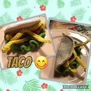 Taco meny