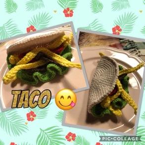 Taco meny - Tacomeny
