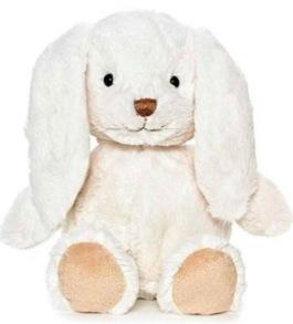 Kanin med Namn - Kanin beige med namn mäter 29cm