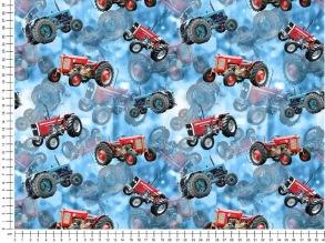 Traktor röda - Traktor röda