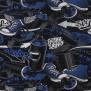 Hip Hop finns i två färger - Hip hop Blue