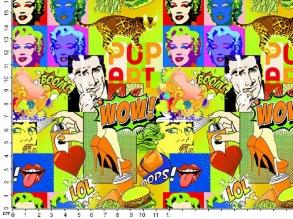 pop art - pop at