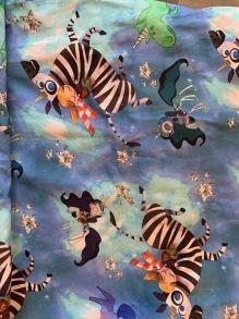Stuvbit zebra - Stuvbit zebran