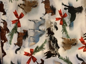 Stuvbit julhästar - Stuvbit julhästar