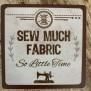 Glasunderlägg - Glasunderlägg sew much fabric