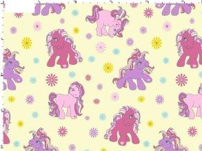 Pony pink flower - Pony pink flower