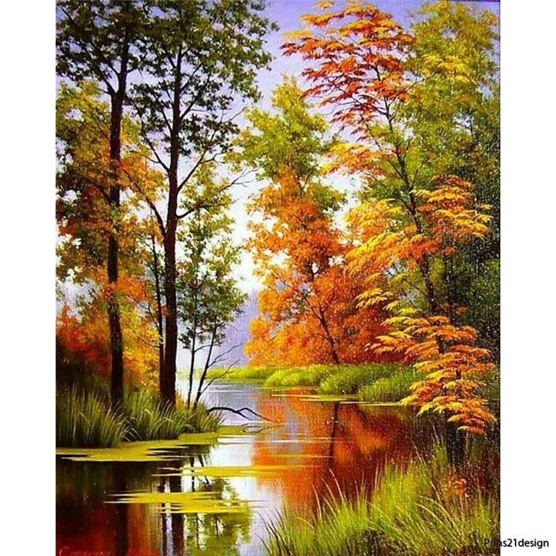 wholesale-fall-tree-forest-landscape-diamond-painting-kits-supplies-20406705