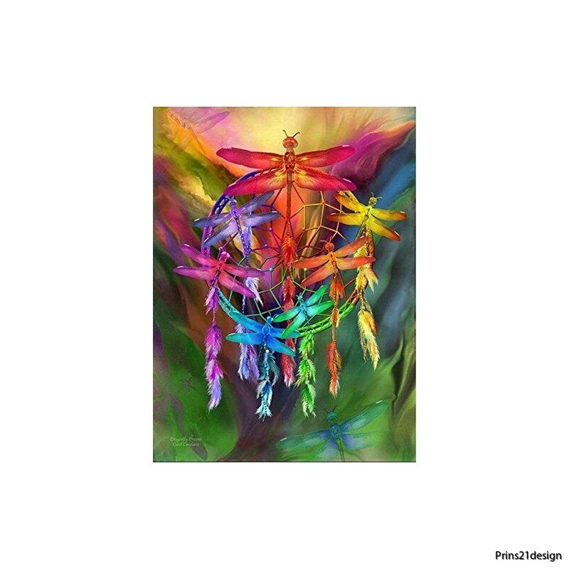 wholesale-dragonfly-dream-catcher-diamond-painting-kits-supplies-2043855