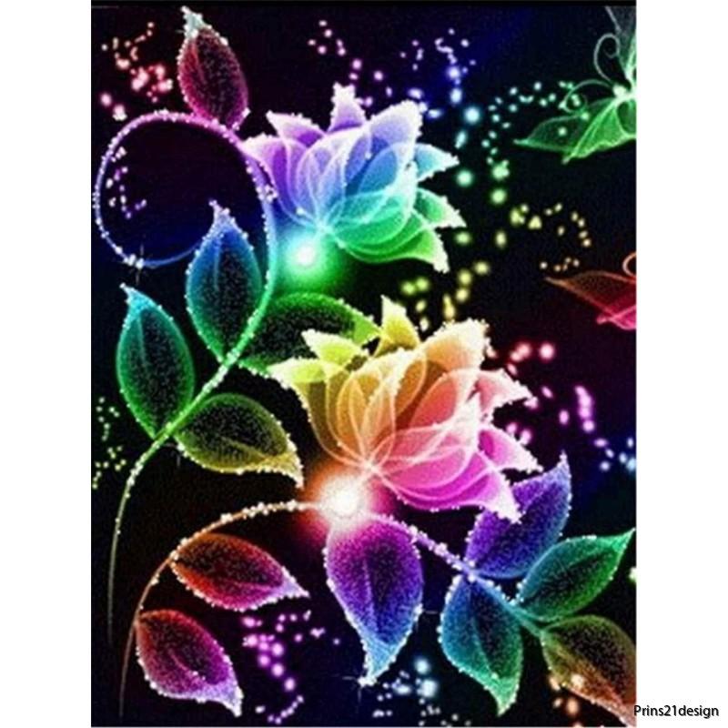 -neon-lamp-art-flower-rose-diamond-painting-kits-n261502-mosaic-canvas-distributor-wholesale