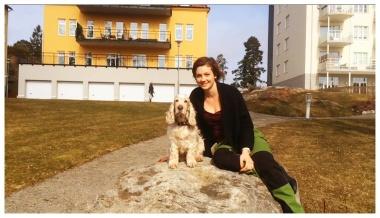 Katrin Hverven och alice