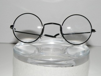 Läsglas Harry svarta