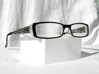 Läsglas Lauri svart
