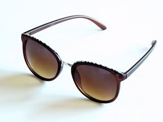 Solglasögon bruna Vega