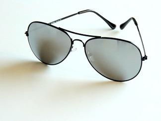 Solglasögon pilot Anna spegelglas