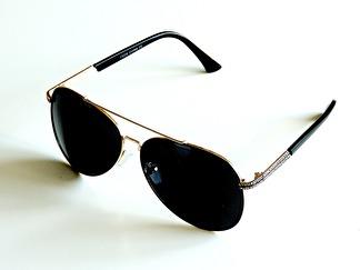 Solglasögon pilot Luxie , 2 färger