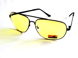 Solglas John med gula glas