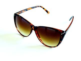 Solglas Alva brun