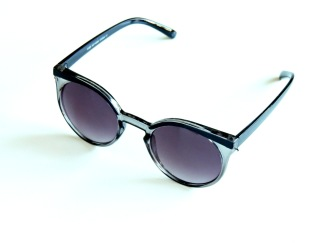 Solglas Rita grå