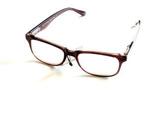 Starka läsglasögon Folke brun