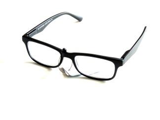 Starka läsglasögon Folke svart