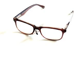 Starka läsglasögon Folke mörkbrun