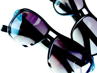 Solglas Bazar svarta