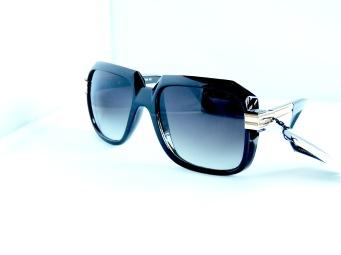 Solglas Lyon svarta